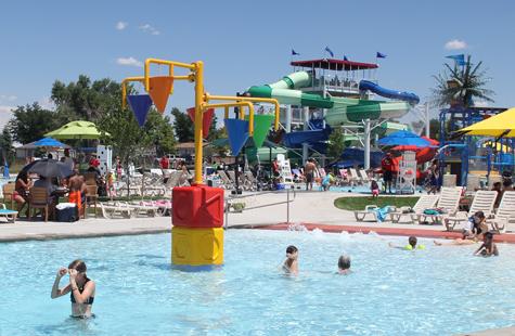 Recreation Centers & Pools   Commerce City, CO - Parks