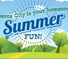 Commerce City is your hometown for summer fun!